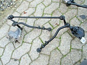 Fiat 850 Spider Coupe Berlina Lenkung Lenkstange Lenkgestänge stearing gear