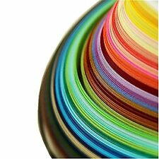 """QUILLING Paper Stylized DOUBLE Sided VARIETY PACKS 3//8/"""" Wide"""