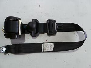 HOLDEN COLORADO SEAT BELT RH REAR, SEAT BELT ONLY, DUAL CAB, RG, 07/16- 16 17 18