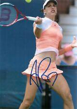 Andrea Petkovic Germany Tennis 5x7 PHOTO Signed Auto