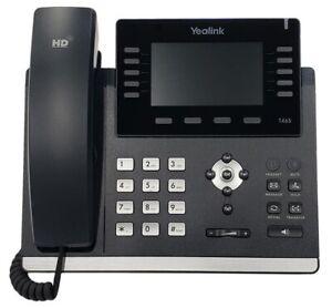 BRAND NEW Yealink VOIP SIP-T46s