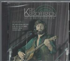 KRIS KRISTOFFERSON LIVE  AT  THE PHILHARMONIC Sunday Morning Coming Down NEW CD