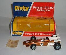 Dinky Toys No. 226, Ferrari 312/B2 F1 Racing Car, - Superb