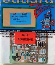 Eduard 1/48 fe679 zoom a colori Etch per il Trombettista kit mig-23ml FLOGGER G