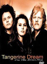 Tangerine Dream - The Video Dream Mixes (DVD, 1999) excellent