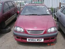 TOYOTA AVENSIS 2000 5DR 1998cc PETROL - **BREAKING**SPARES**