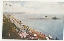 Sandown General From From W 1910 Postcard IOW 252a