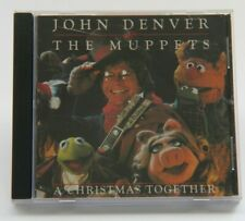 John Denver & The Muppets CD A Christmas Together used cd holiday music family