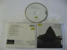 Bach - brandenburg concertos 2-5 - CD Compact Disc