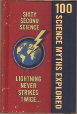 Sixty Second Science Lightning Never Strikes Twice...., null, New, Hardcover