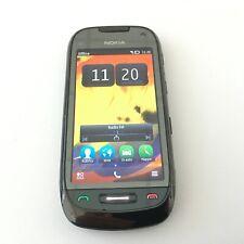 Nokia C7-00 Smartphone nero - ottime condizioni con scatola e accessori