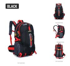 40L Outdoor Hiking Camping Travel Luggage Rucksack Backpack Waterproof Nylon Bag