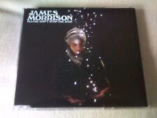 JAMES MORRISON - PLEASE DON'T STOP THE RAIN - 2009 PROMO CD SINGLE