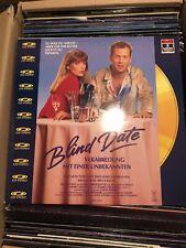 Blind Date Laserdisc LD deutsch