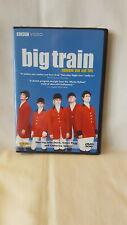 BIG TRAIN  SEASON 1 & 2  ( DVD ) includes Deleted Scenes