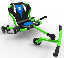 EzyRoller Drifter X Kids 3 Wheel Ride On Ultimate Riding Machine Green NEW