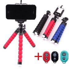 Phone Holder Flexible Octopus Tripod Bracket Car Phone Grip Holder selfie mounts
