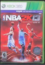NBA 2K13 XBOX 360 Sports (Video Game)