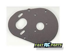 Team Associated Rc10T4 Aluminum Motor Plate (Black) Asc9600