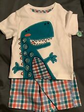 NWT Baby boy's shorts and t-shirt set, size 12-18 months