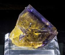 Phantom Fluorite Mineral Specimen from Denton Mine, Cave-in-Rock, Illinois