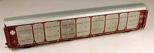 InterMountain #45251-04 Bi-Level Auto Rack ATSF #89093 1/87 HO Scale