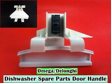 DeLonghi, Omega Dishwasher Spare Part Door Handle/Latch & Switch Kit (D67) New