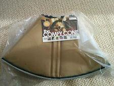 Large 25cm in Australia TAN Comfy Cone Elizabethan healing DOG e-Collar