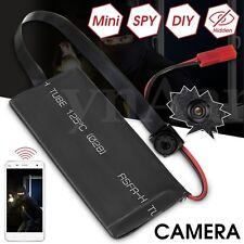 Mini Module IP Wireless Surveillance Hidden Camera Motion Detection Nanny Cam