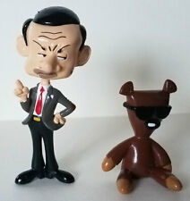 Mr Bean and Teddy Toy Figures