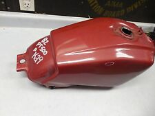 honda ft500 ascot 500 red fuel gas petrol tank assembly complete 82 83 1982 1983