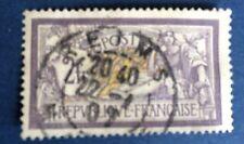 France N° 122 2 F Violet Oblitéré Oblitération Centrale TB Cote 90€