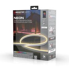 Monster Neon – Smart Indoor/Outdoor Multi-Color LED Light Strip – 5m (16.4ft)