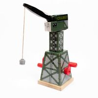 Thomas And Friends Wooden Railway Cranky Crane Brio ELC Magnetic