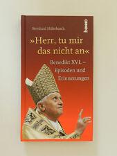 Herr tu mir das nicht an Bernhard Hülsebusch Benedikt XVI Episoden Erinnerungen