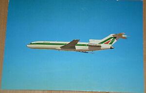 43569 Ak Alitalia Boeing 727 - 200 Friendship Aeromobili Flightplane