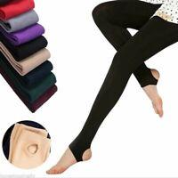 Waist Slim Thick Winter Stretch Women Skinny Leggings High Pants HOT Warm