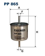 Kraftstofffilter - Filtron PP865