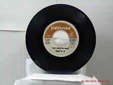 WORLD OF OZ-(45)-THE MUFFIN MAN/PETER'S BIRTHDAY(BLACK AND WHITE RAINBOWS)- 1968