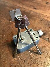 SERRURE  de haute sécurité SARGENT et GREENLEAF pour COFFRE-FORT avec 3 clés