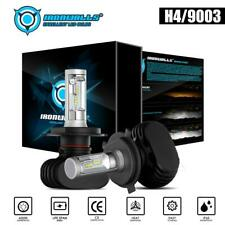CREE H4 LED Headlight Kit Light Bulbs Hi/Lo Beam 6000K 9003 HB2 2100W 315000LM