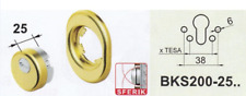Defender Disec art. bks200-25d1 antiestrazione cilindro europeo rosetta antistra