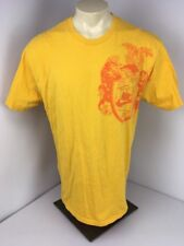 Sportswear/Beach Graphic Tee Yellow Vintage T-Shirts for Men | eBay