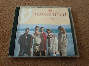 Take That.Pray 1992 CD Single
