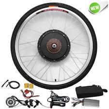 Kit de conversión para bicicleta eléctrica de 48 V, 1000 W, 26 pulgadas