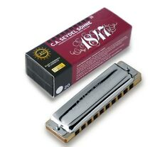 $30 OFF SALE Seydel 1847 Classic Harmonica Harmonic Minor Tuned-Eastern European