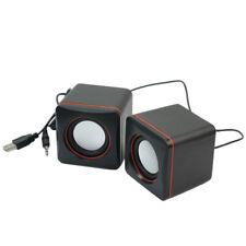 USB Stereo Speaker For Laptop Desktop Computer MP3 Cell Music Player Mini