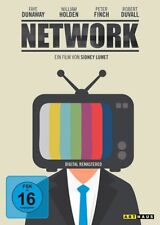 Network- Faye Dunaway - Robert Duvall - William Holden - DVD