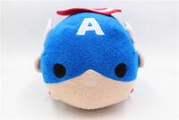 "New Marvel Captain America Tsum Tsum - Medium 11"" - Plush Doll Toy"