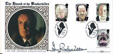 1997 Benham First Day Cover Tales of Horror signed by Ian Richardson